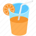 fresh juice, fruit juice, lemonade, orange juice, refreshing juice icon
