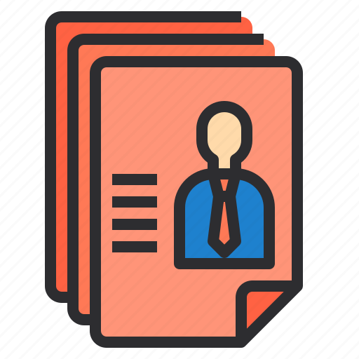 Communication, meeting, profile, report, sharing icon - Download on Iconfinder