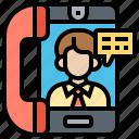 call, communication, contact, conversation, phone