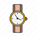 clcok, timer, watch, wrist watch icon
