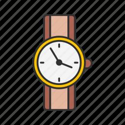 clcok, timer, watch, wrist watch icon