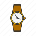 clock, timer, watch, wrist watch icon