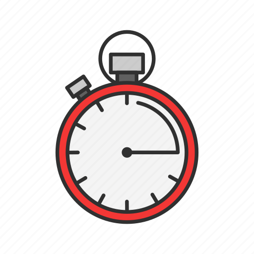 alarm clock, stop watch, timer, watch icon