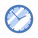 alarm, analog clock, clock, watch icon