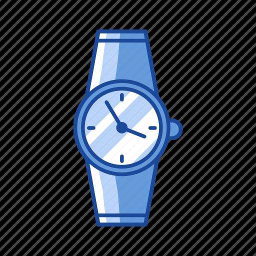 clock, timer, watch, wrist watch icon