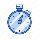 clock, storp watch, timer, watch icon