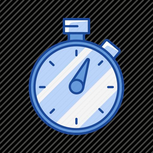clock, storp watch, timer, watch icon