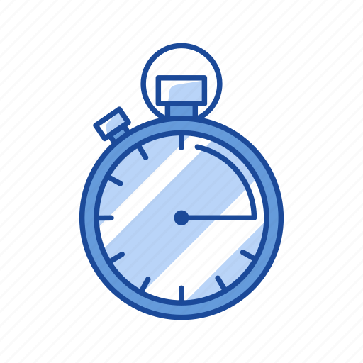 clock, compass, stop watch, timer icon