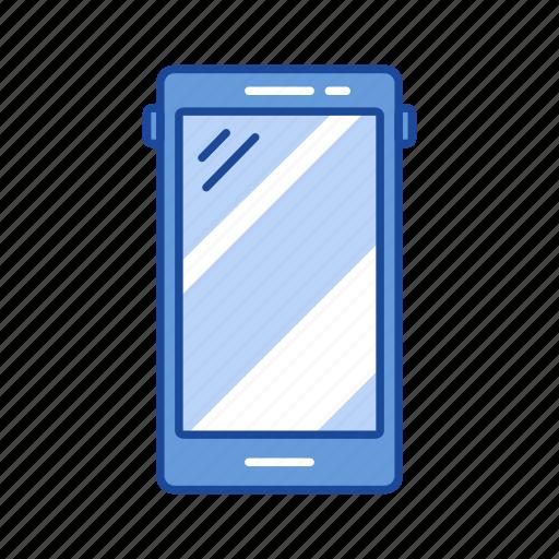 clock, iphone, mobile, phone icon