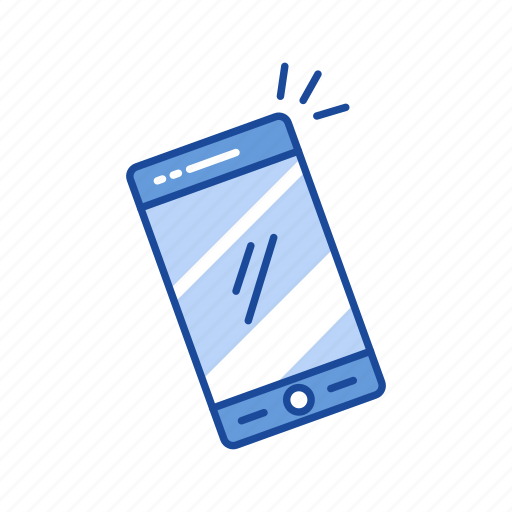 clock, mobile, phone, phone ringing icon