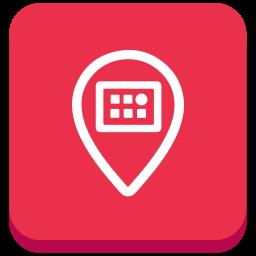 meetvibe, social, square icon