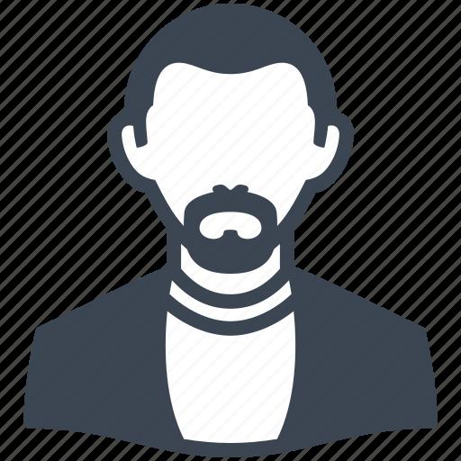 avatar, man, user icon