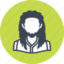 man, rasta, avatar icon