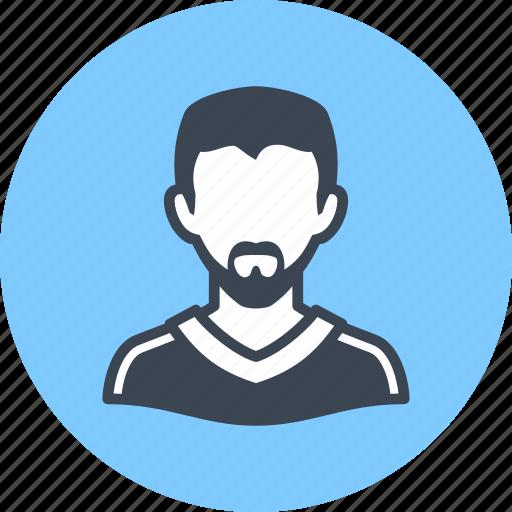 avatar, man, profile icon
