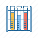 analysis, blood, diagnostics, lab, laboratory, test, tube