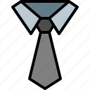 accessories, men, menswear, office, suit, tie icon