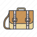 bag, briefcase, business, case, portfolio icon