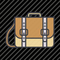 bag, briefcase, business, case, portfolio icon