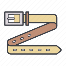 belt, business, clothes, clothing, strap, wear icon