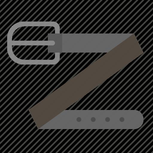 belt, clothing, fashion, strap icon