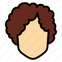 men, hair, hairstyle, curly, short