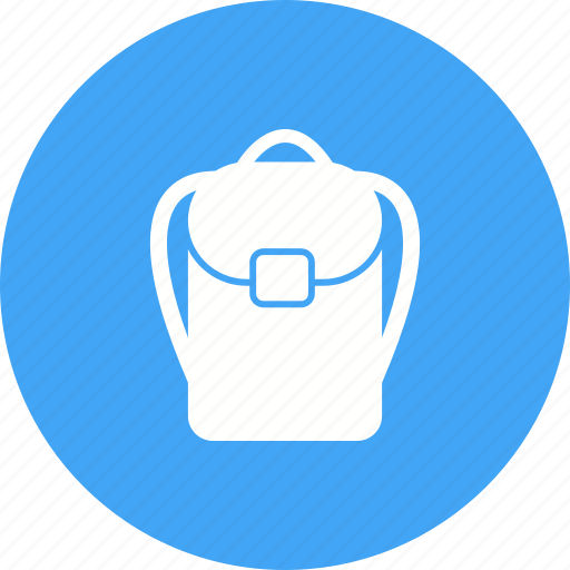 backpack, bag, journey, luggage, object, travel icon