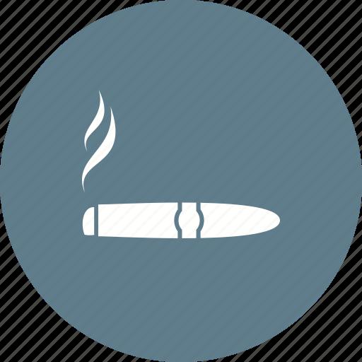 cigar, cigarette, lifestyle, man, smoke, smoking, tobacco icon