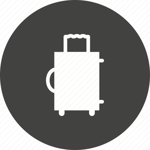 Airport, baggage, handbag, suit case, travel, trip, vacation icon - Download on Iconfinder