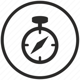 clocks, key, round, time, timer icon