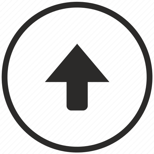 arrow, function, top, up icon