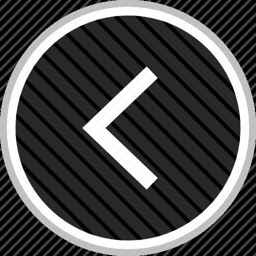 arrow, back, menu, navigation icon