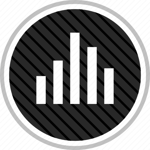 bars, data, menu, navigation icon