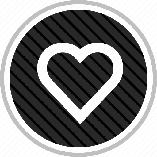 heart, love, menu, navigation icon