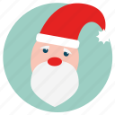 christmas, father frost, new year, santa, santa claus, winter, xmas icon