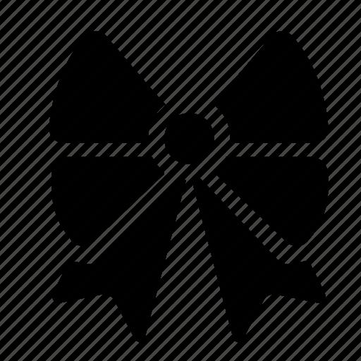 bow, ribbon icon