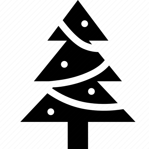 Christmas Tree Facebook Icon: Christmas, Tree, Winter Icon