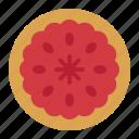 xmas, pie, christmas, dessert, tart, strawberry, rhubarb pie