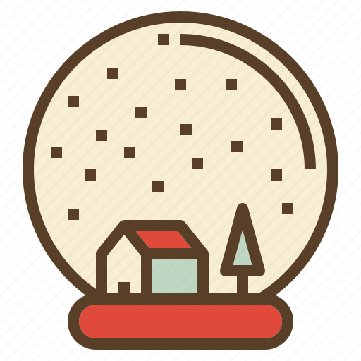 ball, christmas, crystal, decoration, xmas icon