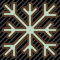 christmas, flake, snow, snowflake, xmas icon