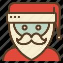 avatar, christmas, claus, santa, xmas