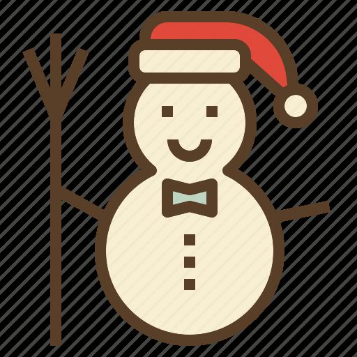 christmas, decoration, snowman, xmas icon