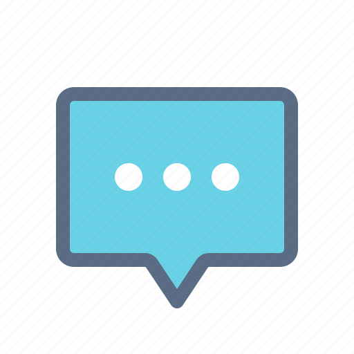 Chat, comment, message, messenger, sms, text icon - Download on Iconfinder