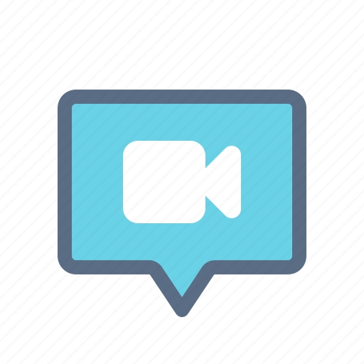 Camera, chat, message, multimedia, video icon - Download on Iconfinder
