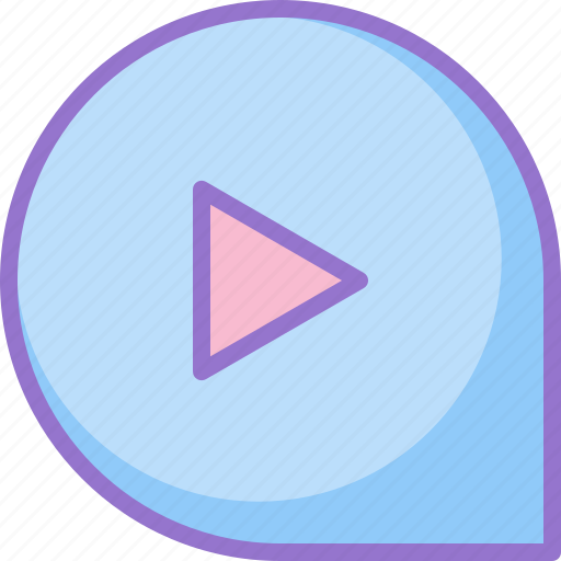 chat, media, message, multimedia icon