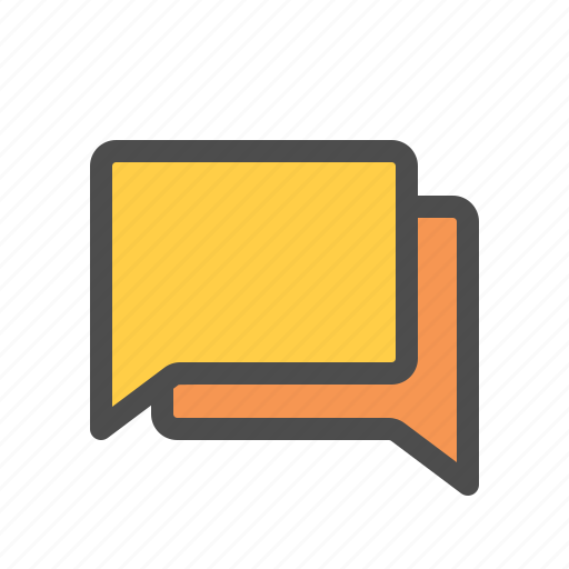 All, group, forum, conversation, messenger, chat, message icon