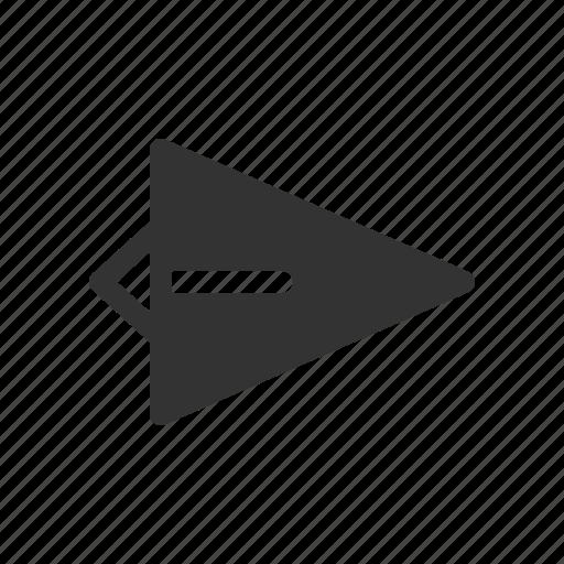 deliver, mail, message, send icon