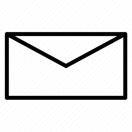 email, mail, message, notification, sms, text icon