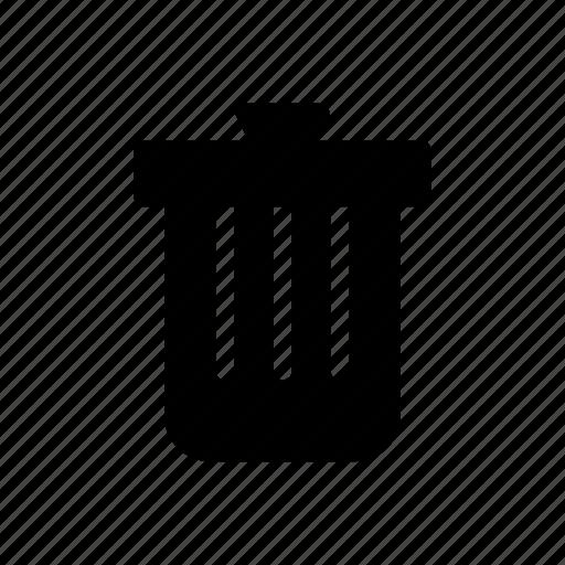 Trash, messenger, delete icon