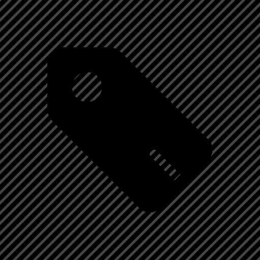 messenger, tag icon