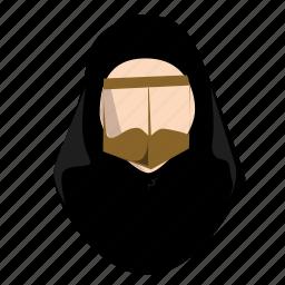 arabic, avatar, burqa, duabi, emarites, emirati, female icon
